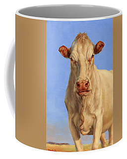 Spooky Cow Coffee Mug