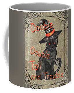 Spooky Pumpkin 3 Coffee Mug