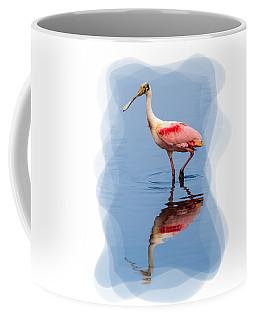 Spoonbill 3 Coffee Mug