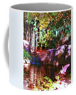 Spoonbill Hidaway Coffee Mug