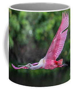 Spoony In Flight Coffee Mug