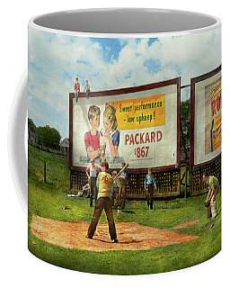 Sport - Baseball - America's Past Time 1943 Coffee Mug
