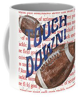 Sports Fan Football Coffee Mug
