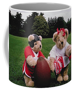Sporty Teddy Bears Coffee Mug