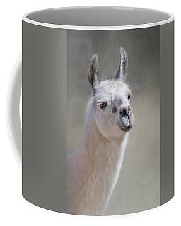 Coffee Mug featuring the photograph Spot by Robin-Lee Vieira