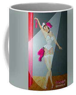 Spotlight On Gypsy -- #5 In Famous Flirts Series Coffee Mug