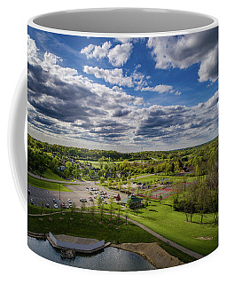 Spotlight On The Park Coffee Mug