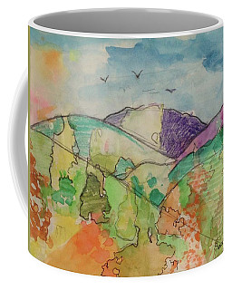 Spotted Hills Coffee Mug