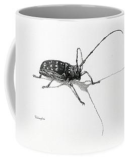 Spotted Pine Sawyer Coffee Mug