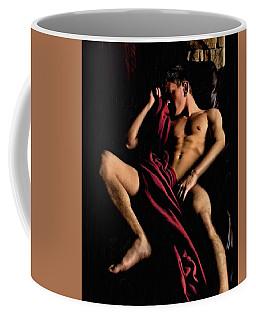 Sprawled In Luxury  Coffee Mug