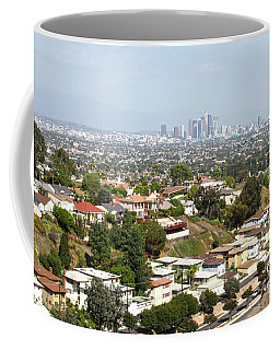 Sprawling Homes To Downtown Los Angeles Coffee Mug
