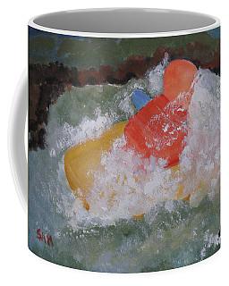 Spray Coffee Mug by Sandy McIntire