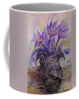 Spring In Van Gogh Shoes Coffee Mug