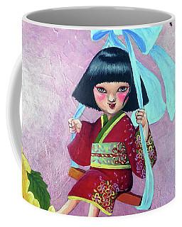 Spring Coffee Mug by Akiko Okabe