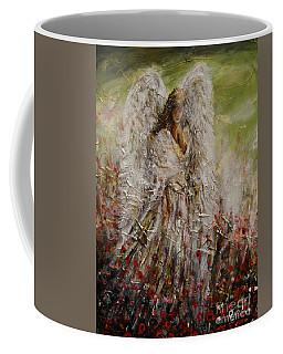 Spring Angel Coffee Mug