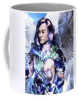 Spring Angel Coffee Mug