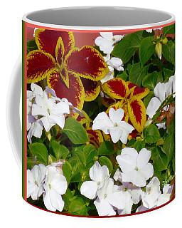 Spring Annuals Coffee Mug