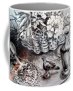 Spring Arrangemnt Coffee Mug