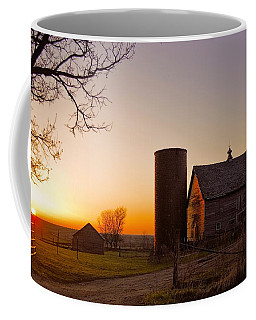 Spring At Birch Barn 2 Coffee Mug