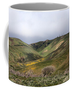 Coffee Mug featuring the photograph Spring At Door by Viktor Savchenko