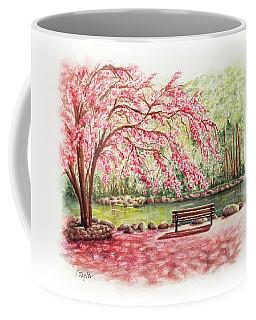 Spring At Lithia Park Coffee Mug