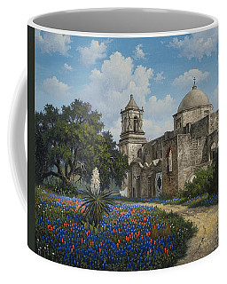 Spring At San Jose Coffee Mug