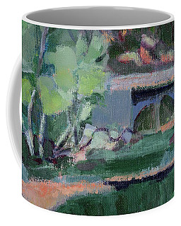 Spring At Slide Rock Park Coffee Mug