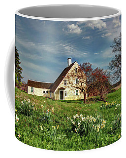 Spring At The Paine House Coffee Mug