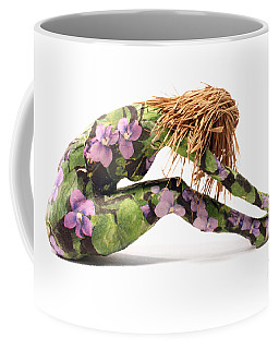 Spring Awakens Sculpture Coffee Mug