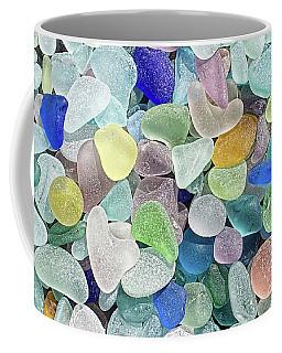 Spring Beach Glass Collection II Coffee Mug