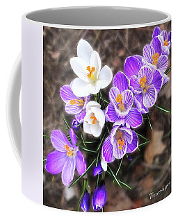 Spring Beauties Coffee Mug by Terri Harper
