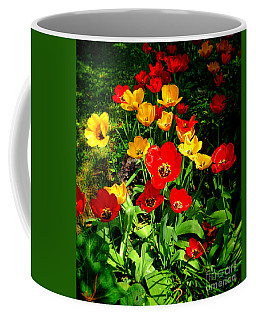 Spring Beauty Coffee Mug by Olivier Le Queinec