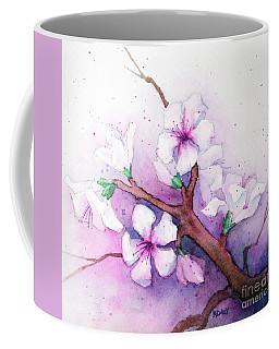 Spring Blooms Coffee Mug by Rebecca Davis