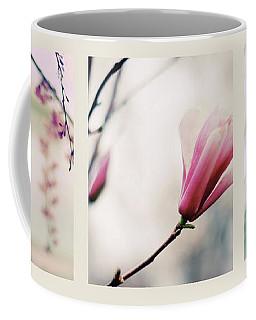 Spring Blossom Triptych Coffee Mug by Jessica Jenney