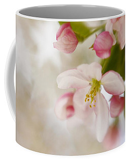Coffee Mug featuring the photograph Spring Blossom Whisper by Diane Alexander