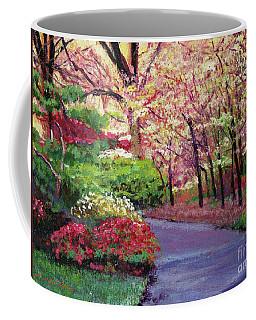 Spring Blossoms Impressions Coffee Mug