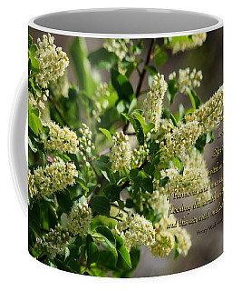 Spring Blossoms Coffee Mug by Kae Cheatham