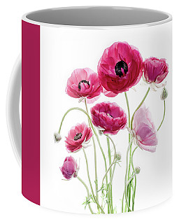 Spring Bouquet Coffee Mug by Rebecca Cozart