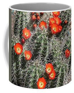 Spring Cactus Coffee Mug