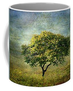 Spring Canvas Coffee Mug