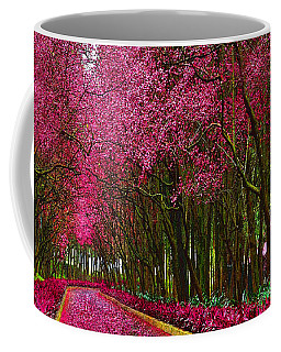 Spring Cherry Blossoms Coffee Mug