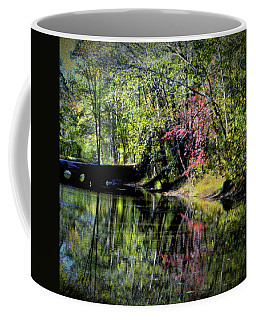 Coffee Mug featuring the photograph Spring Colors by Samuel M Purvis III