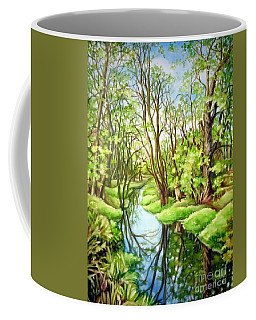 Spring Creek Coffee Mug