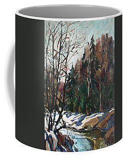 Spring Creek Coffee Mug