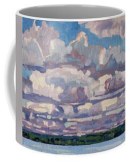 Spring Cumulus Coffee Mug
