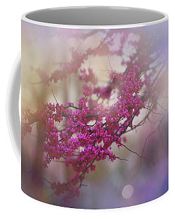 Coffee Mug featuring the photograph Spring Dream I by Toni Hopper