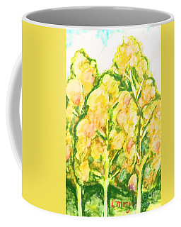 Spring Fantasy Foliage Coffee Mug