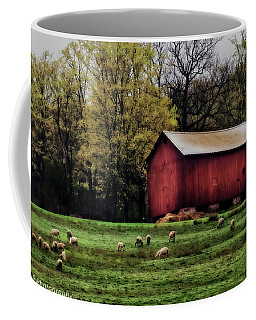 Spring Farm Coffee Mug
