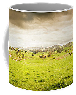 Spring Field In Springfield Coffee Mug