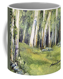 Spring Field Coffee Mug by Laurie Rohner